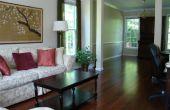 De vloeren van het hardhout; Hoe te en niet te installeren
