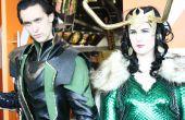 Wonderen van Avengers - Loki kostuum