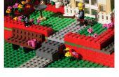 Maak een Lego Diorama vaders dag kaart