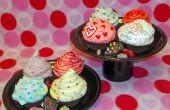 DIY eetbare Cupcake doos