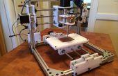 Maken van een CNC mill met een laser cutter