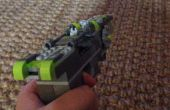 Groen Neon Lego Laser pistool
