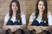 Fundamentele portret verbeteren en Retoucheren Photoshop CC en Camera Raw Tutorial