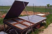 Een stralende zonne-voedsel Dehydrator die niet natuurkunde - GeoPathfinder.com vechten