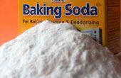 Baking soda - het magische keuken poeder.