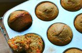 Wortel muffin recept