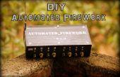 DIY geautomatiseerd vuurwerk met behulp van Smartphone