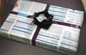 No-kosten Magazine Gift Wrap, Origami vak & boog