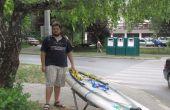 PVC trailer voor windsurf