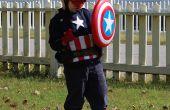 Ultieme WW2 Captain America kostuum