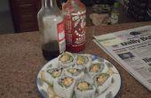 Easy sushi maken