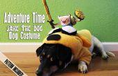ADVENTURE TIME JAKE de hond - hond kostuum