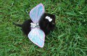 Puppy fee kostuum Wings