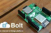 Interfacing bout met Arduino: Bout UART