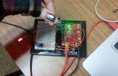 Arduino verbonden met Wifi met behulp van ESP8266 gecontroleerd door de BLYNK (met behulp van een Mac OS X)