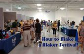 Hoe maak je een Maker Festival