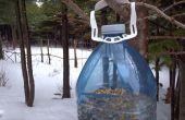 Maken van een eenvoudig Vogelhuis/waterbak