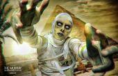 The Mummy - SFX make-up Tutorial