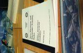 Snel en gemakkelijk warm lijm boek bindende