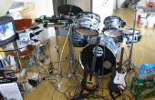 Hoe te te maken uw echte Drum Kit werken met Rock Band op de Playstation 3