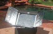 Hoe maak je een elementaire zonne-Oven