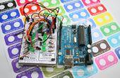 Arduino tutorial Arduino Tutorial bundel.: Arduino experimenten Kit:. (ARDX)