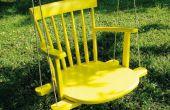 Hoe maak je een stoel boom swing