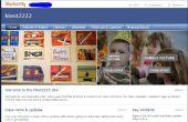 Hoe maak je een Share-Website met behulp van Shutterfly