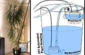 Automatische Plant drenken apparaat (eenvoudige versie)