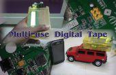 BT draagbare multi-use Tape met behulp van Linkit een