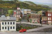 Wegen voor uw Model Railroad lay-out of Diorama, The SMARTT Way
