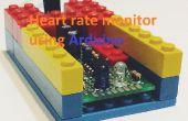 Hartslag meten apparaat met behulp van arduino