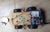 Arduino servo controle met behulp van ultrasone sensor