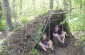 Extreme wildernis Bunker!