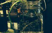 Hangende plant stekken