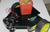 Licht Plant Robot na