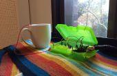 Mok muziek: Water omzetten in een Instrument met Arduino en ChucK