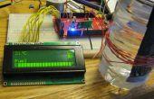 Bouwen van een capacitieve vloeibare Sensor