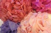 365 papieren bloemen