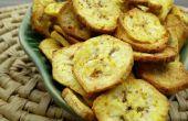 Banana Chips recept met Philips Airfryer