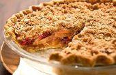 Blind bakken taart korst [omvat taart recepten]