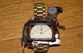 Mijn horloge steampunk