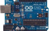LCD-scherm van Arduino UNO