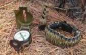 Ultieme Paracord Survival armband