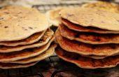 Gluten vrije Ricotta Oatmeal Chocolate Chip pannenkoeken