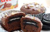 Hoe maken Oreo Nutella Brownie beten