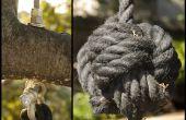 Rope Swing met Monkey's Fist