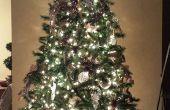 Hoe te decoreren een kerstboom