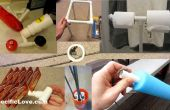 10 life Hacks met PVC #7