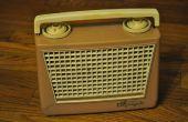 Hoe te doen herleven een transistorradio uit de eerste generatie Olympisch 447-draagbare